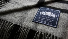 The Penfield Picnic Blanket by Johnstons of Elgin
