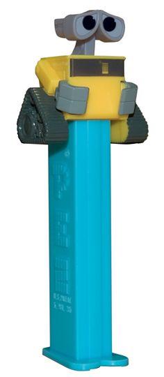 Wall-E Pez Dispenser