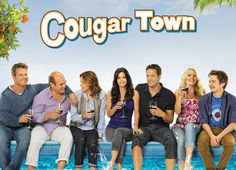 Cougar Town!