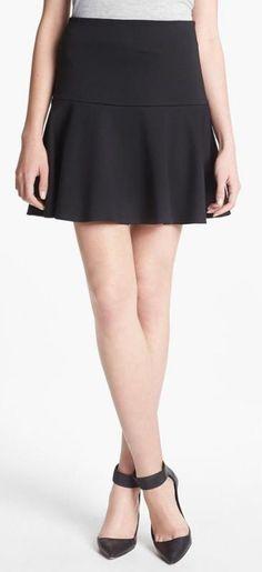 Fun & flirty flare skirt!