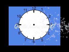▶ Apprendre le français - Quelle heure est il? - YouTube