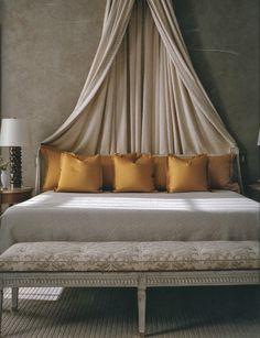 beautiful bedroom Stephen Sills