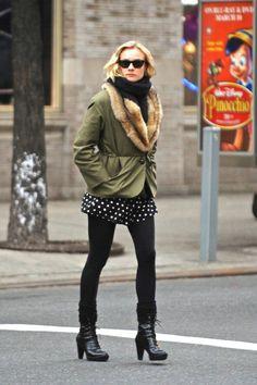 Diane Kruger Style - Simplicity and Elegance