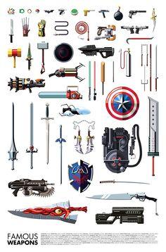 Ultimate arsenal.