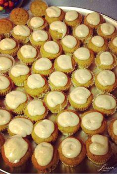 Brown Butter Pumpkin Cupcakes!