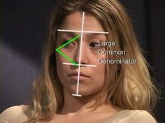 Steps to a Likeness: face measurements