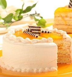 TORTA MELOCOTÓN / Peach Cake