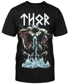 Frozen Thor [T-Shirt]