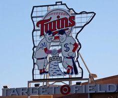 Target Field in Minneapolis