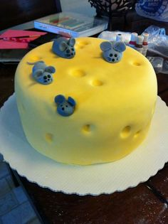 Mouse/Cheese cake
