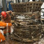 Amazon.com founder and CEO Jeff Bezos announced Wednesday that his team, Bezos Expeditions, successfully recovered some of the remains of the F-1 engines that powered the Saturn V rocket, the workhorse of the Apollo lunar missions in the 1960s and…