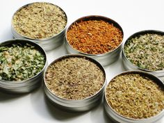 Fish & Seafood Spice Kit Sampler Father's Day gift. $12.95, via Etsy.