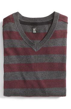 striped sweater #Rackupthejoy