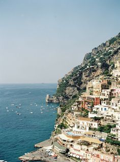 Positano Italy - On SMP - http://www.StyleMePretty.com/destination-weddings/2014/01/07/positano-italy-destination-wedding/ 2 Brides Photography
