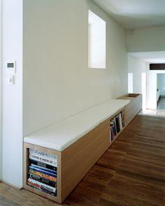 erikandersson - Scandinavian bookshelf bench