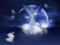 An Angel's Love - angels Wallpaper