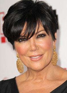 Love Kris Jenners hair & makeup