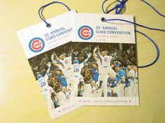 Cubs Convention - some year I'll make it..