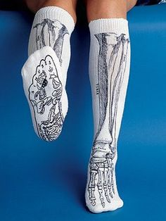 socks, bone socks, awesome socks, skeleton socks