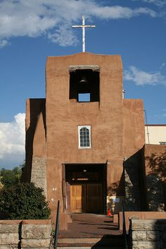 San Miguel Chapel, the oldest church in the United States, Santa Fe