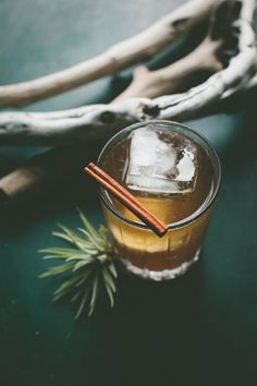 Fortunate Feast | Fall | Cocktail | Autumn Punch