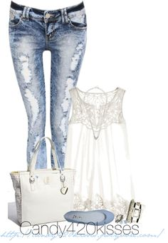 """Untitled #856"" by candy420kisses on Polyvore"