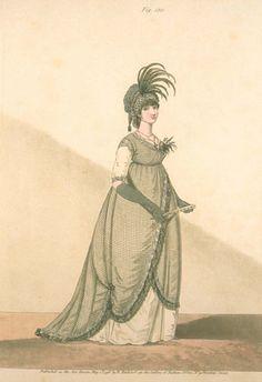 1798 Half Mourning