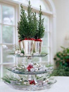 Fresh Christmas Decorating Ideas {via BHG}