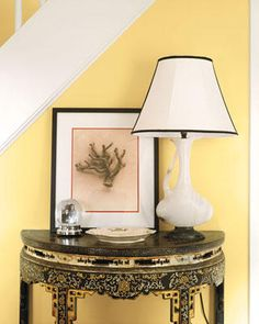 Hawthorne Yellow by Benjamin Moore