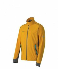NEW Mammut Aenergy Jacket - Men's LARGE - Yolk