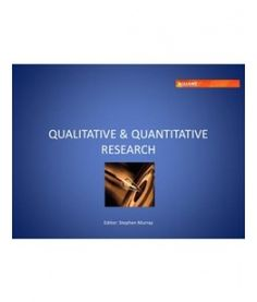 Dissertation Based On Secondary Research