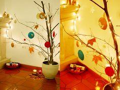inovando na decoração de Natal