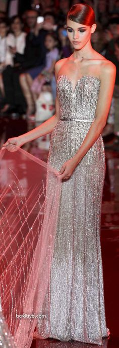 Elie Saab FW 2014 Haute Couture - Incredible Bridesmaids Dress. <3