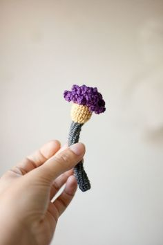 Crocheted Flower Brooch  Playful Jewelry from My by domatoma, €14.00 brooch
