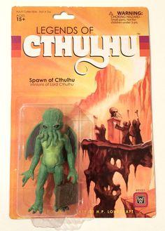 Spawn of Cthulhu - L