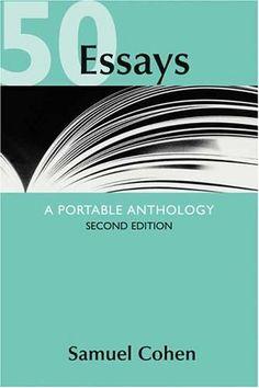 50 essays a portable anthology google books