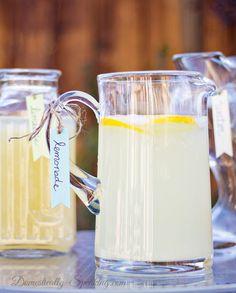 Easy DIY Beverage Tags - Domestically Speaking