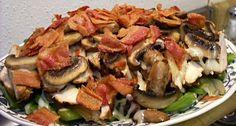 Mushroom Jack Fajitas