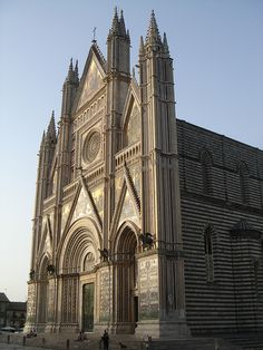 Orvieto - Carhedral dreams, abandoned churches, orvieto, architecture, place, worship, italy, architectur dream, church structur