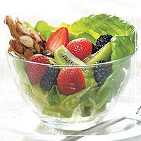 berri, kiwi salad