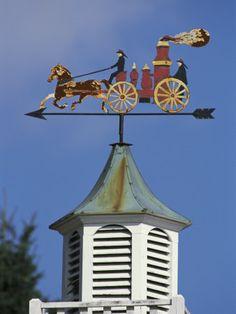 Antique weather vane