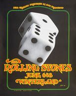 THE ROLLING STONES - WINTERLAND BALLROOM CONCERTS, SAN FRANCISCO 1972