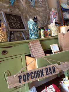 Popcorn Party baby s