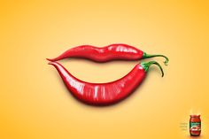 These red chili peppers are the perfect shade of Pantone Chili Pepper!