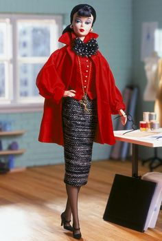 Fashion Designer™ Barbie® Doll | Barbie Collector