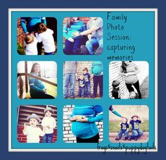 Frogs & Snails & Puppy Dog Tails (FSPDT): Family Photo Session Tips- capturing family memories