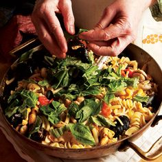 Cozz'e Fasule (Mixed Pasta with Cannellini Beans and Mussels) | SAVEUR