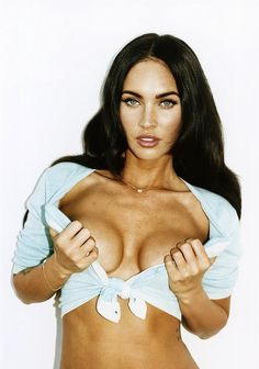 Megan Fox photographed by Terry Richardson