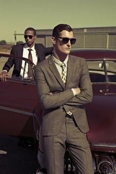 "Photographer: Justin Polkey - ""High Roller"" for GQ magazine"