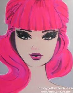 barbie by debbie curtis